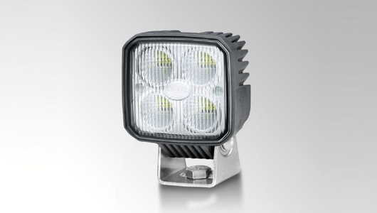 The Q90 Compact LED reversing light with Thermo Pro coating