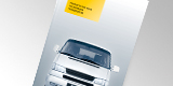Catalogue camionnettes VW