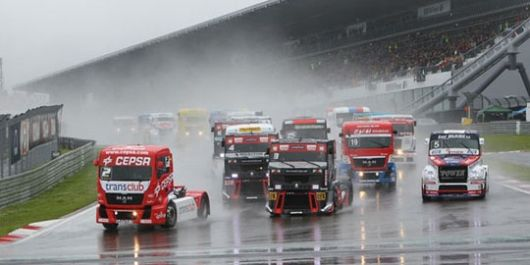 The HELLA highlights at the Truck-Grand-Prix