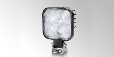 Appealing AP 1200 LED work light, rectangular, from HELLA