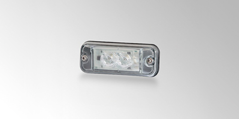 LED position light for tough applications from HELLA