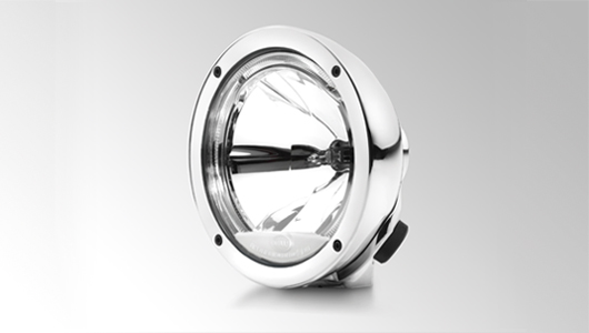 Luminator Compact Chromium with Celis LED position light Ref. 17.5