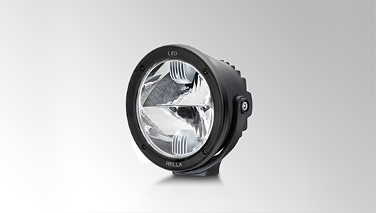 Luminator Compact LED Metal