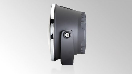 Luminator Compact LED Metal – Vista laterale