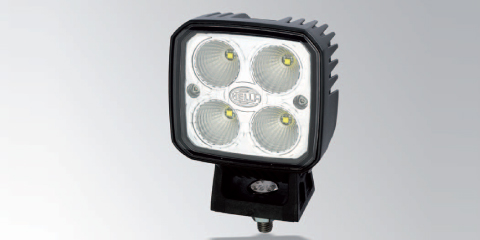 World premiere work light: The Thermo Pro Series Q90 LED from HELLA