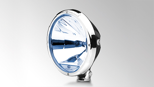 Rallye 3003 Blue – chrome design ring