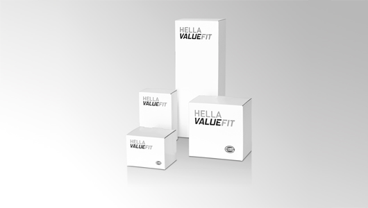 Identify HELLA VAULEFIT products at first glance – thanks to the new, reduced design!